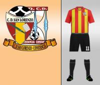 Club Deportivo San Lorenzo Constancia